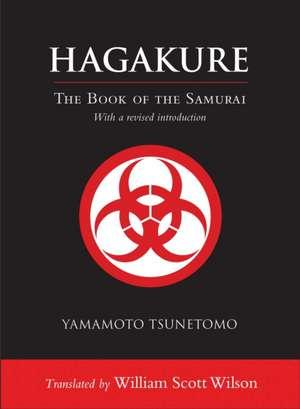 Hagakure de Yamamoto Tsunetomo