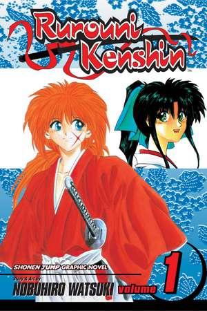 RUROUNI KENSHIN GN VOL 01
