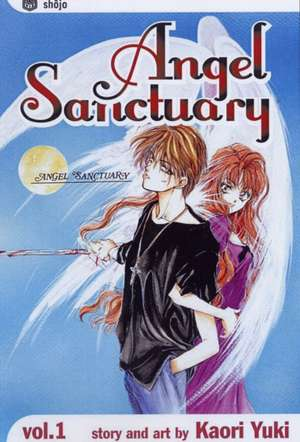 Angel Sanctuary, Vol. 1 de Kaori Yuki