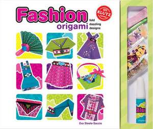 Klutz: Origami Fashions