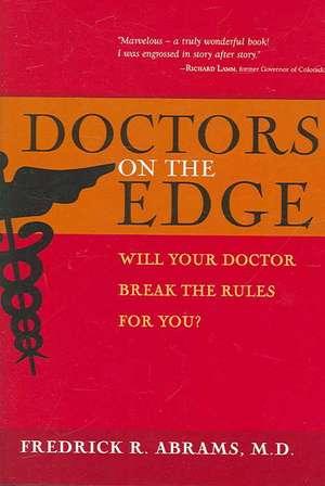 Doctors on the Edge imagine