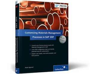 Customizing Materials Management Processes in SAP ERP de Akash Agrawal