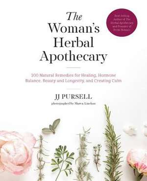 The Woman's Herbal Apothecary de JJ Pursell