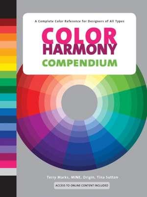 Color Harmony Compendium imagine
