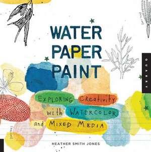 Water Paper Paint imagine