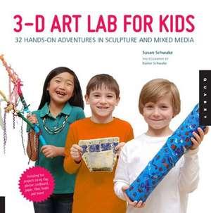 3-D Art Lab for Kids imagine