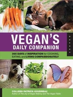 Vegan's Daily Companion de Colleen Patrick-Goudeau