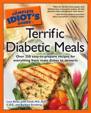 Terrific Diabetic Meals