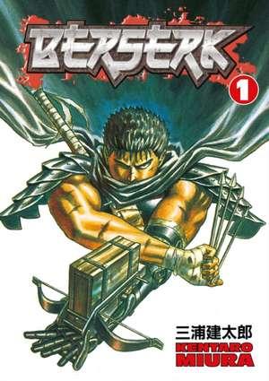 Berserk Volume 1 de Kentaro Miura