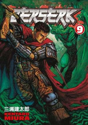 Berserk Volume 9 de Kentaro Miura