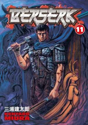 Berserk Volume 11 de Kentaro Miura