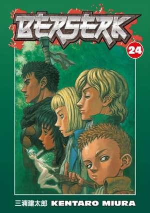 Berserk Volume 24 de Kentaro Miura
