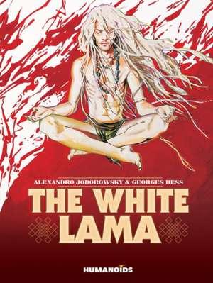 The White Lama de Alexandro Jodorowsky