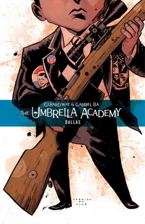 Umbrella Academy Volume 2, The: Dallas de Dark Horse