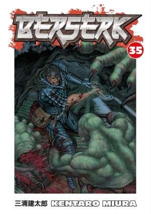 Berserk Volume 35 de Kentaro Miura