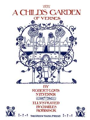 Child's Garden of Verses de Robert Louis Stevenson