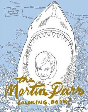 The Martin Parr Coloring Book! de Martin Parr