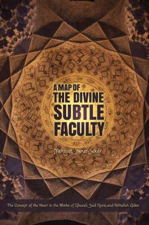 Map of the Divine Subtle Faculty imagine