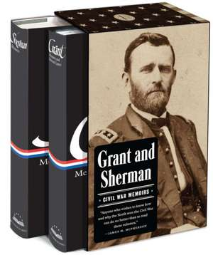 Grant and Sherman