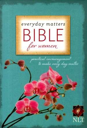 Everyday Matters Bible for Women-NLT imagine