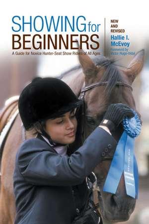 Showing for Beginners de Hallie McEvoy
