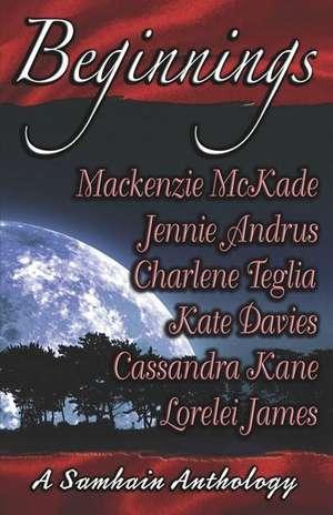 Beginnings: A Samhain Anthology de Jennie Andrus
