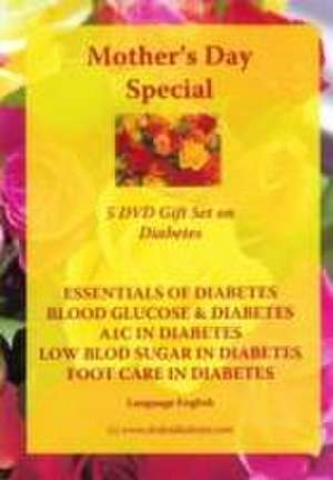 Diabetes Mother's Day Gift Set DVD Set