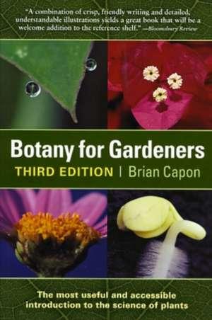 Botany for Gardeners de Brian Capon