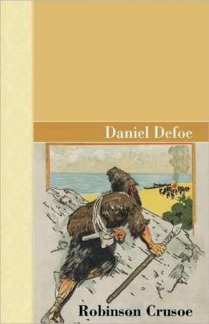 Robinson Crusoe de Daniel De Foe