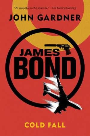 James Bond: Cold Fall – A 007 Novel de John Gardner