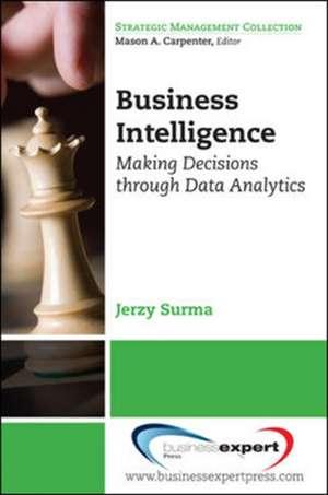 Business Intelligence de Jerzy Surma