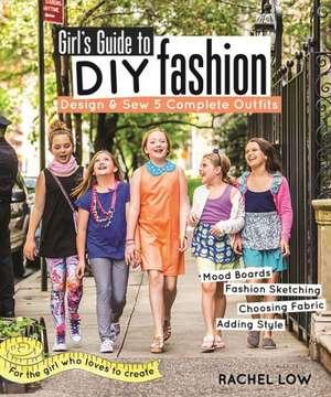 Girl S Guide to DIY Fashion