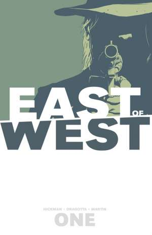East of West Volume 1: The Promise de Jonathan Hickman