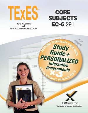 TExES Core Subjects EC-6 291 Book and Online
