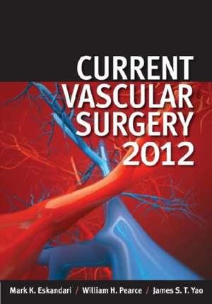 Current Vascular Surgery 2012