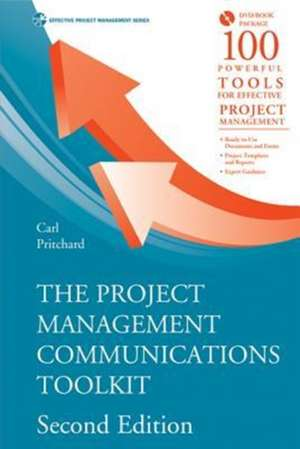 The Project Management Communications Toolkit [With DVD]:  Theory and Design of Reflectors de Carl Pritchard