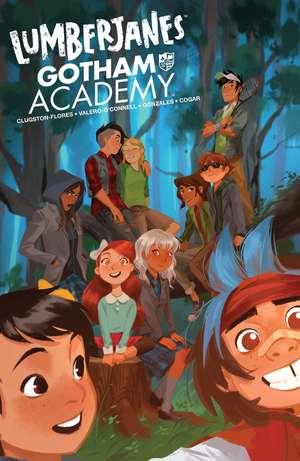 Lumberjanes/Gotham Academy de Chynna Clugston-Flores