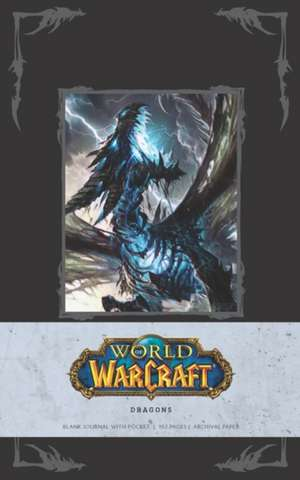 Agendă World of Warcraft® Dragoni : 13 x 21 cm de Blizzard Entertainment