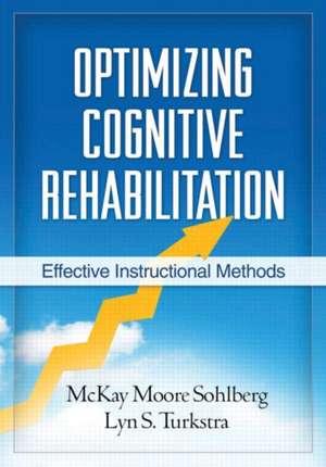 Optimizing Cognitive Rehabilitation imagine
