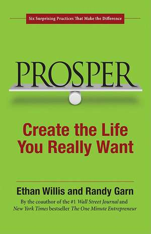 Prosper: Create The Life You Really Want