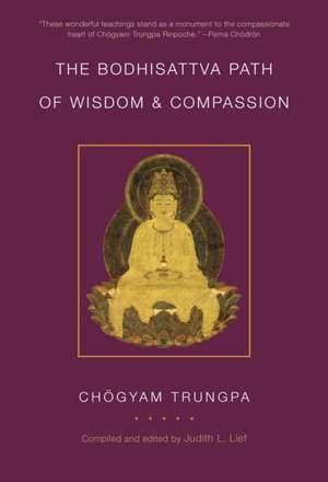 The Bodhisattva Path of Wisdom and Compassion imagine