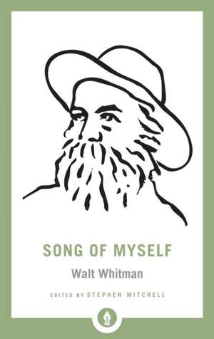Song of Myself de Walt Whitman