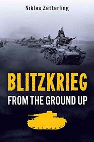 Blitzkrieg de Niklas Zetterling