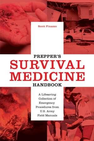 Prepper's Survival Medicine Handbook imagine