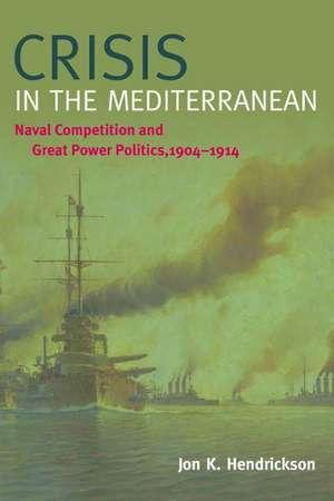 Crisis in the Mediterranean imagine