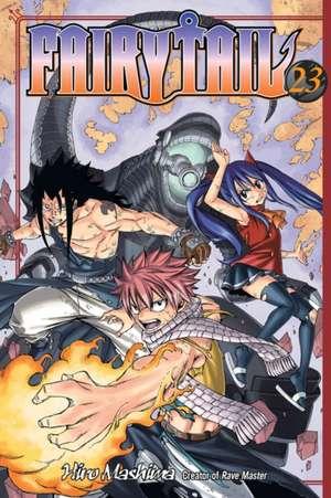 Fairy Tail 23 de Hiro Mashima