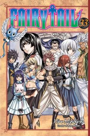 Fairy Tail 33 de Hiro Mashima