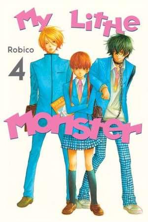 My Little Monster 4 de  Robico