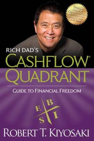 Rich Dad's Cashflow Quadrant de Robert Kiyosaki