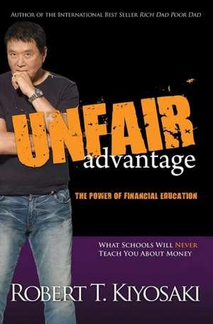 Unfair Advantage imagine